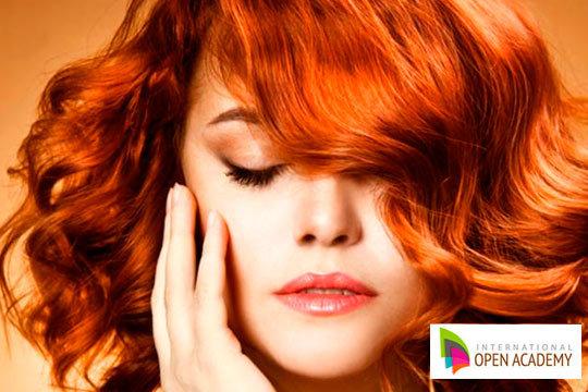 ¡Aprende las técnicas para cuidar el cabello y dale un impulso a tu carrera! Un curso online de la mano de International Open Academy