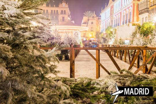 ¡Visita la capital andaluza durante las festividades de Reyes! Vuelo desde Madrid + alojamiento por 3 noches con desayuno incluido