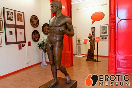 Descubre el mundo del sexo y del erotismo en el Erotic Museum de Barcelona ¡Entrada general con copa de cava y opción a audioguía!