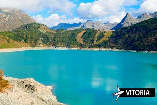 Recorre el Tirol con un circuito en bus con vuelo desde Vitoria, alojamiento en hoteles 3*/4*, guía y visitas ¡Un viaje de altura!