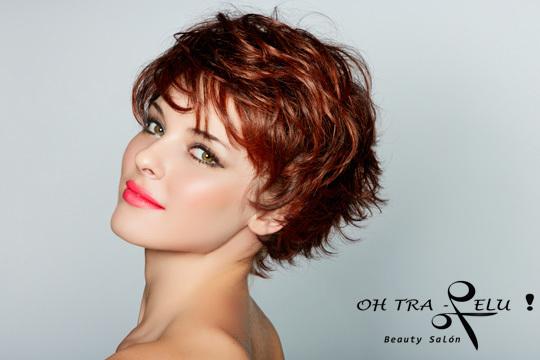 ¡Dale un cambio de estilo a tu melena! Sesión de peluquería con opción a corte al mejor precio y con los mejores especialistas de Vitoria