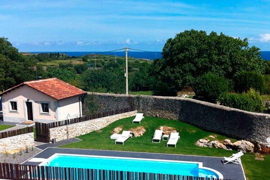 Escápate a Asturias este verano y disfruta de 1, 2 ó 3 maravillosas noches en el hotel Villa Marrón ¡Incluye detalle de bienvenida!