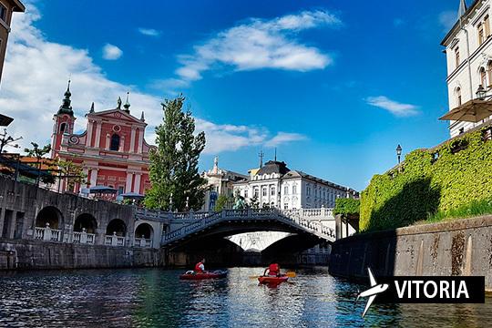 ¡Tu sueño hecho realidad! Circuito por Eslovenia de 7 días con vuelo directo desde Vitoria