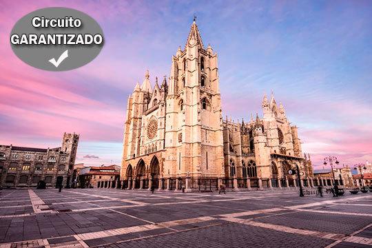 ¡Circuito León y Las Médulas con salida el 6 de diciembre! Salidas en autobús desde Bilbao, Vitoria, San Sebastián o Pamplona