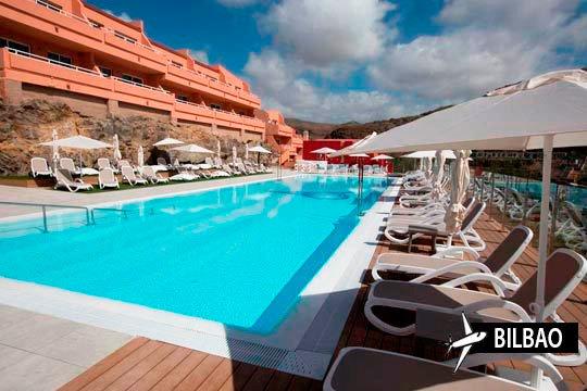¡Vacaciones de lujo en Gran Canaria! Estancia de 7 noches en media pensión y vuelo desde Bilbao