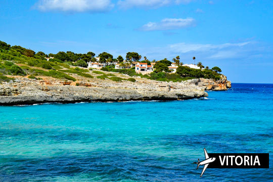 ¡Disfruta de Mallorca en Todo Incluido! Con vuelo desde Vitoria y 7 noches en un completo hotel para que disfrutes al máximo