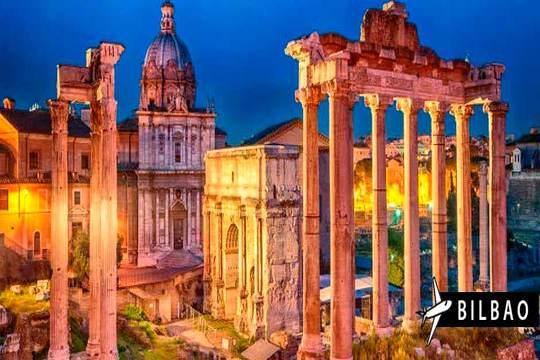 Semana Santa en Roma: Vuelo de Bilbao + 5 noches con desayunos