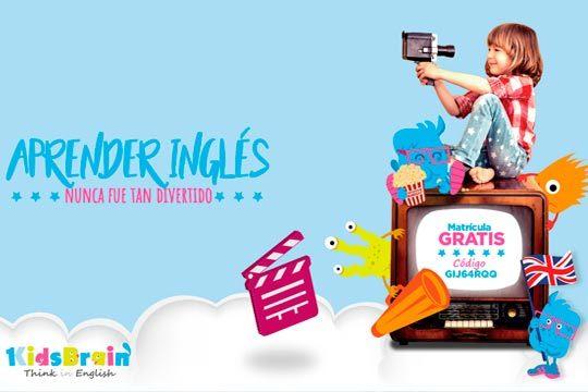 Actividad en inglés 'Creative Thinking' con profesora nativa en KidsBrain ¡Conseguirás que los más pequeños piensen en inglés!
