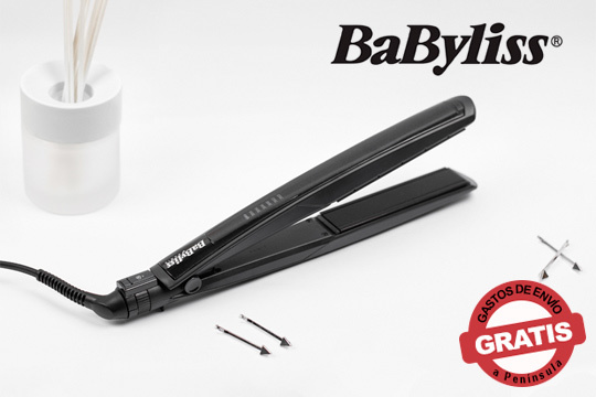 Planchas de pelo fabricadas con un revestimiento cerámico enriquecido para conseguir un mayor brillo y protección en el cabello