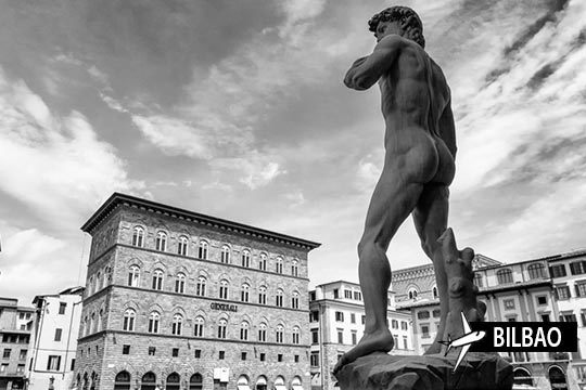 ¡Visita Florencia en noviembre! Salida desde Bilbao y estancia de 3 noches con desayuno