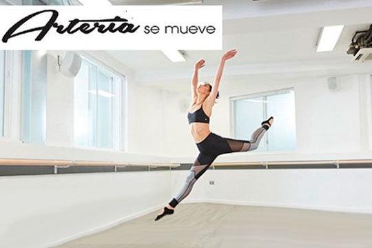 Bono de 4 clases de actividades a elegir en Arteria Espacio Creativo ¡Armoniza tu cuerpo y mente con el baile y la relajación!