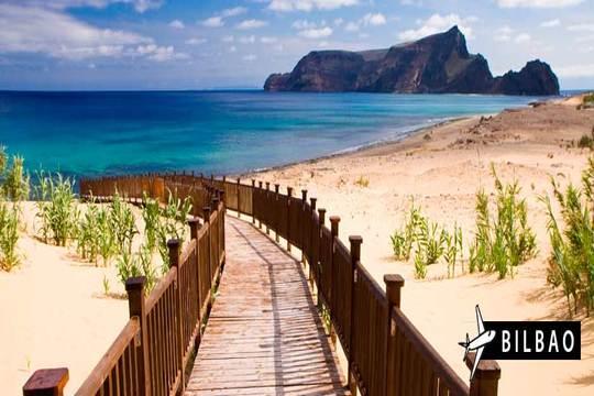 Se aproxima el verano y no puedes perder la oportunidad de pasarlo en la bella Isla de Madeira. Vuela desde Bilbao y disfruta de 7 noches en el hotel Mussa D'Ajuda ¡Con desayunos incluidos!