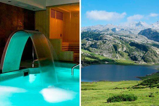 Relájate en el Hotel Spa Puerta Vadinia con 1 o 2 noches con desayunos y circuito termal de 60 minutos ¡Perfecto para regalar a alguien especial!