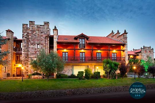Relájate y descansa con una escapada a Santillana del Mar: 1 o 2 noches con desayuno, acceso al Spa de 1 hora, cena y opción a visitar Altamira o el Museo de la Inquisición ¡Un plan muy romántico!