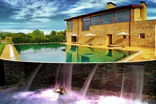Disfruta de una escapada a Aranda de Duero con noche de alojamiento, desayuno y circuito Spa ¡Opción a visita a bodega y copa de vino de bienvenida!