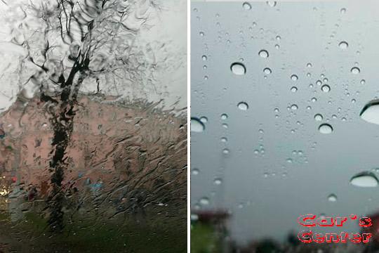 Consigue mayor visibilidad al volante los días de lluvia gracias al tratamiento antilluvia para parabrisas ¡Repele el agua para que veas mejor!