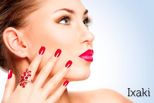 Cuida tu imagen y luce perfecta con este tratamiento de belleza completo ¡Incluye limpieza facial profunda con extracción y manicura semiperamente!