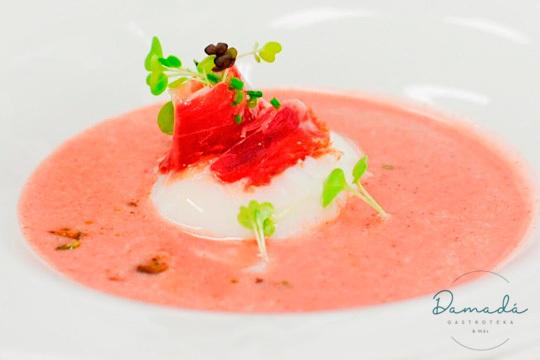 Menú de 5 o 6 platos en Damadá Gastroteka ¡Del chef David Arellano!