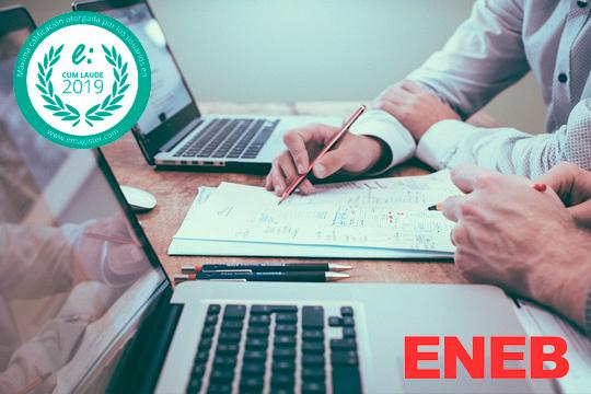 97% de descuento en Doble Máster a elección en ENEB - Escuela de Negocios Europea de Barcelona (Titulación Universitaria)