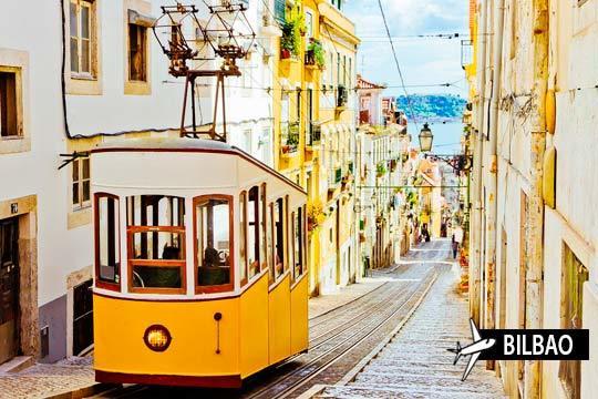 ¡Descubre Portugal en Semana Santa! Un completo circuito por la capital portuguesa con vuelo desde Bilbao