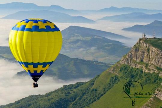 Disfruta de una experiencia única sobrevolando los cielos de Bizkaia, Álava o Burgos en globo ¡Un plan para toda la familia!
