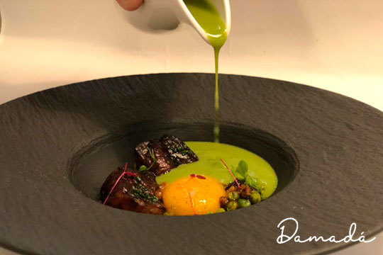 Experiencia Damadá: Increíble menú degustación by David Arellano