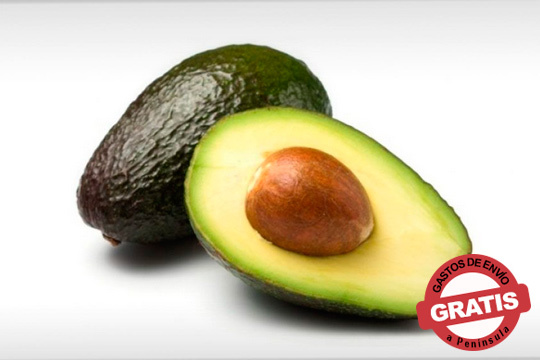 Ingiere tu ración de fruta y verdura necesarias al cabo del día con la caja de aguacates Hass de 12 o 18 uds ¡Para ensaladas, guacamole, condimientos, guarniciones...!
