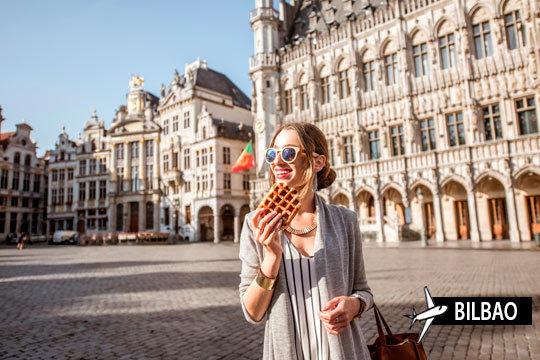 Descubre Bruselas con la estancia de 3 noches con desayunos en el hotel Floris Ustel Midi ¡Y con vuelo desde Bilbao!