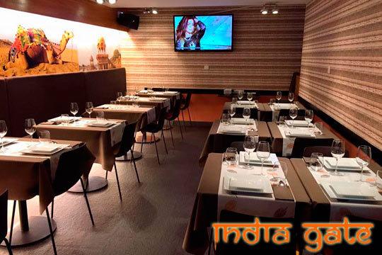 Nuevo menú de 7 platos en India Gate ¡Prueba los sabores de oriente!