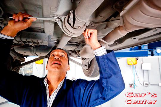 En Car's Center dejarán a punto tu coche con un cambio de aceite y de filtro + revisión de 15 puntos