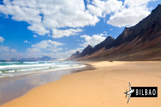 02/07 Fuerteventura: Vuelo directo desde Bilbao + 7 noches en TI