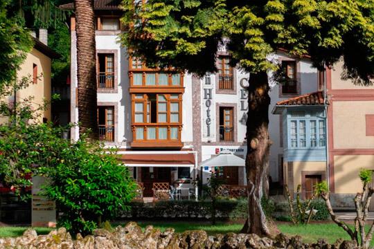 Este mes de diciembre, no pierdas la oportunidad de visitar el Gran Hotel Cela 3* para que observes la magia de Asturias