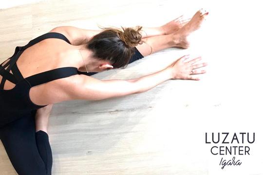 ¡Descubre el Hatha Yoga! 1 mes de clases en Luzatu Center Igara para que te inicies en la práctica de esta modalidad holística de yoga