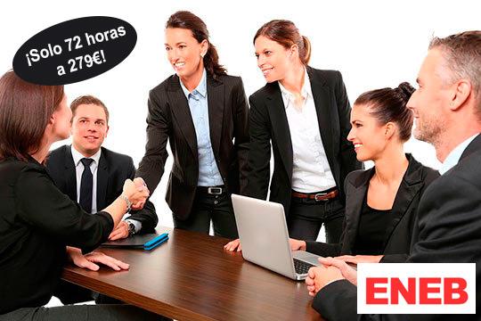 97% de descuento en MBA + Máster a elección en ENEB - Escuela de Negocios Europea de Barcelona (Titulación Universitaria)