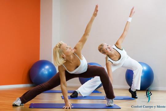 Consigue mayor resistencia, flexibilidad y energía con las clases combinadas de Pilates, estiramientos y mantenimiento ¡En forma!