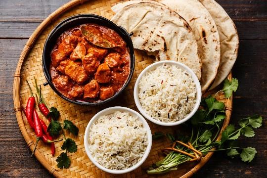 Descubre los sabores de la gastronomía india ¡Menú en Indio Bombay!