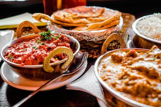 Menú indio de 6 platos en Restaurante Bombay ¡Sabor milenario!