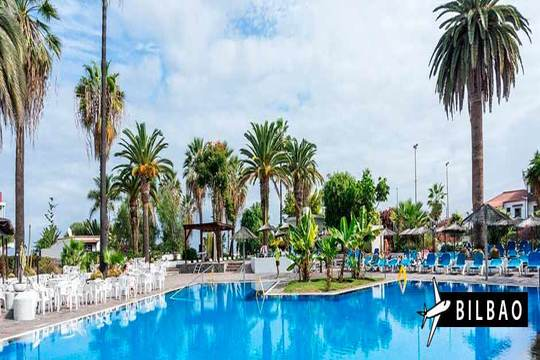 ¡Agosto en Tenerife! 7 noches en hotel de 4* con MP y vuelo de Bilbao