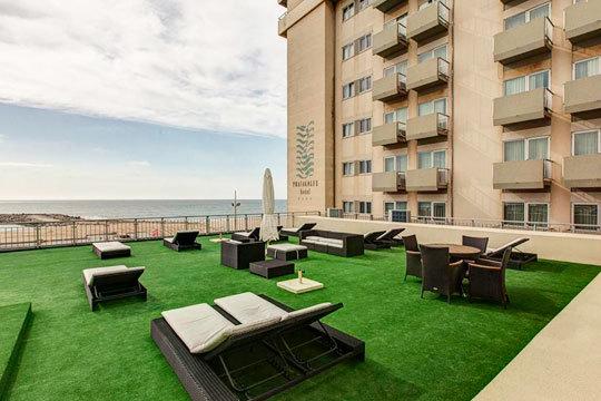 ¡Portugal y sus bonitas playas te esperan en septiembre! 7 noches de alojamiento con desayunos en el Hotel Praia Golfe****