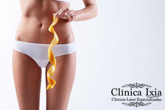Disfruta de un cuerpo más tonificado y libre de celulitis gracias a este completo tratamiento en la Clínica Ixia ¡Presume del cuerpo que siempre has querido!