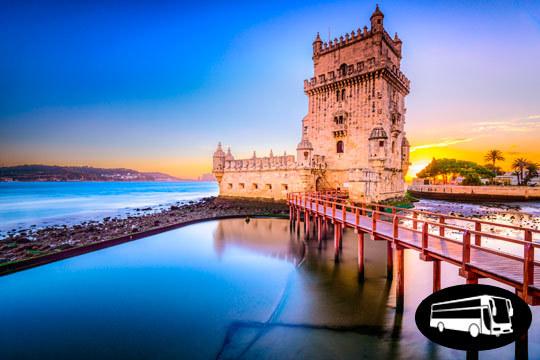 Descubre todos los secretos de la maravillosa Lisboa con este circuito en Semana Santa ¡Te enamorarás de la capital portuguesa!