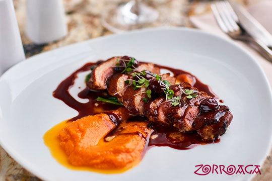 Menú de verano de 6 platos en el Restaurante Zorroaga (Amara)