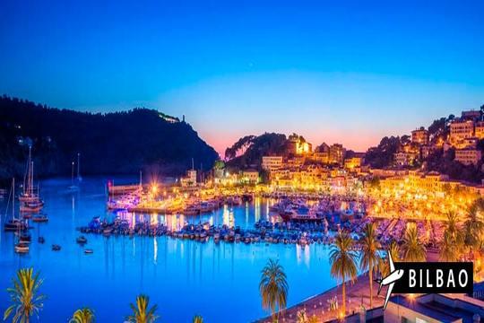 Viaje a Mallorca desde Bilbao y quédate en un lujoso hotel durante 7 noches con régimen de pensión completa