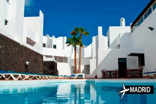 Disfruta de unas vacaciones de sol y playa con 7 noches en estos tranquilos y acogedores apartamentos con piscina ¡Y vuelo de Madrid!
