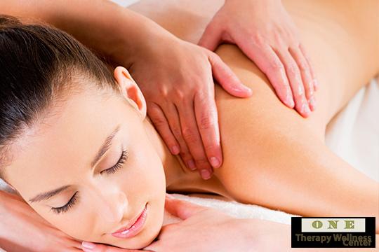 En el centro One Wellness te dejarán el cuerpo como nuevo después de 1 o 3 sesiones de masaje relajante ¡Un regalo perfecto!