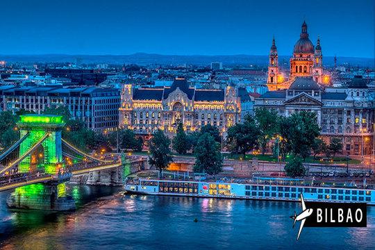 Combinado Budapest, Viena y Praga en julio ¡Desde Bilbao!