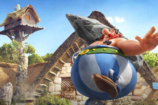 Disfruta de las aventuras de Astérix en este mágico parque de Francia donde podrás conocer a todo el pueblo galo ¡Elige entre entradas de niño y adulto!