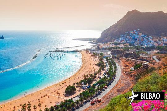 ¡Tus vacaciones más esperadas son este año a Tenerife en un 4*! Estancia de 7 noches en régimen de media pensión