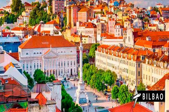Puente de diciembre: Lisboa desde Bilbao + 3 noches + desayunos