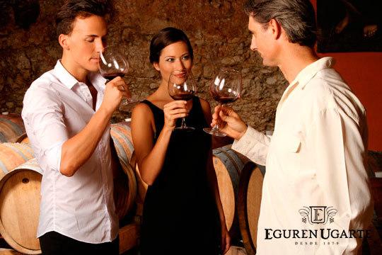Cata privada comparativa de 5 vinos con degustación de embutidos ibéricos en Enoteca Eguren Ugarte ¡Prueba el vino ganador del primer premio en la fiesta de la Vendimia de Rioja Alavesa!